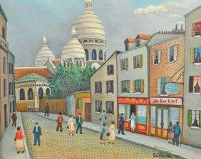 EMIL BLONDEL (French, 1893-1970)
