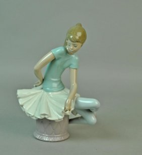 Lladro Figurine - Julia