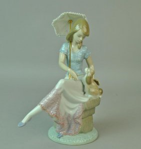 Lladro Figurine - Picture Perfect