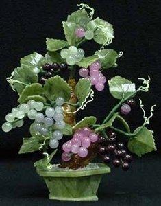 Real Jade Grapes Tree