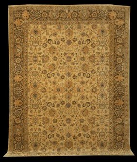 Kashmir Tabriz Carpet