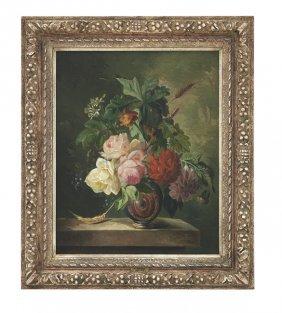 Francois Joseph Huygens (belgian, 1820-1908)