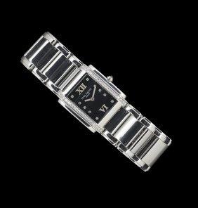 """Patek Philippe """"twenty-four"""" Diamond Wrist Watch"""