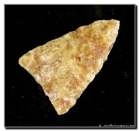 "1 5/16"" Cottonwood Triangle"