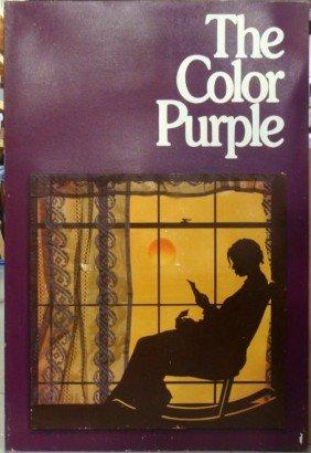 The Color Purple Original Movie Production Sign