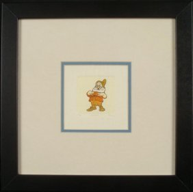 Doc Snow White & Seven Dwarfs Sowa & Reiser Orig Print