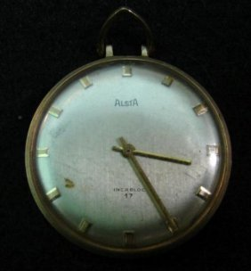ALSTA POCKET WATCH