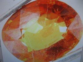 Fanta Orange 1.8 Ctw. Spessartite Garnet