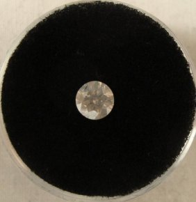 .57 Carat White Diamond Grade I SI-3 Clarity