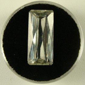 8.93 Carat Blue Purple Kunzite Gemstone