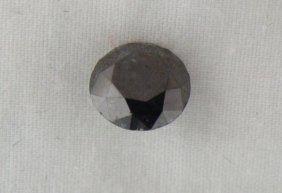 2.38 Carat Black Loose Diamond Opaque-A! Clarity