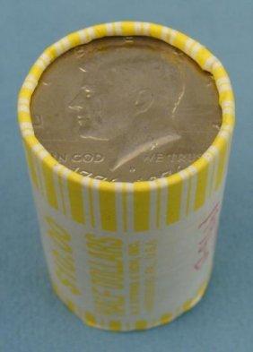 1 Roll 1976-D Kennedy Halves Half Dollar Coins (20)