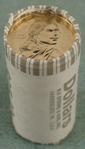 1 Bank Roll 2010-P UNC Sacagawea Dollars