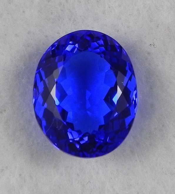 17 10 carat tanzanite quartz blue gemstone lot 290010