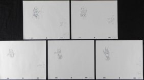 5 Hello Original Friend Animation Cheerios Drawings Art
