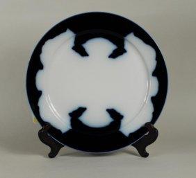 Royal Copenhagen Porcelain Rorschach Charger