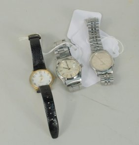 Rolex, Tissot Men's Watches