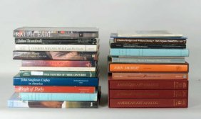 Reference Books On American Paintings