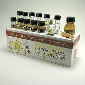 1960s Charles V Perfume Blending Kit