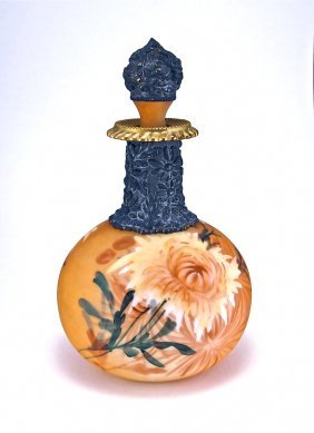 1880s Mount Washington Perfume Bottle