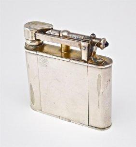 1920s Dunhill Faux Cigarette Lighter Minaudiere