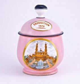 1878 L. T. Piver Poudre De Riz Powder Box