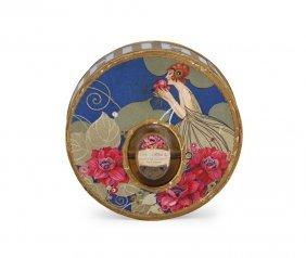 "Richard Hudnut ""gardenia"" Perfume Bottle"