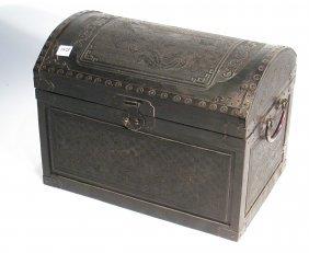 Possible Zitan Wood Jewelry Box