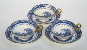 Doulton Tea Cups