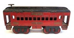 Keystone Passenger Car Toy Train