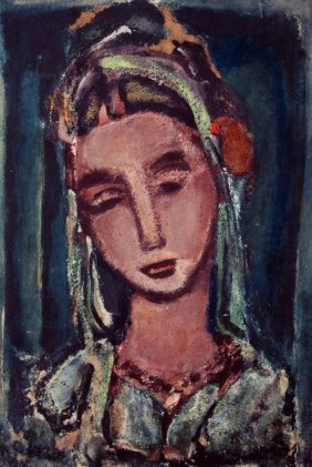 Rouault Untitled Poster