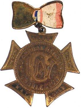 United Confederate Veterans Reunion Badge