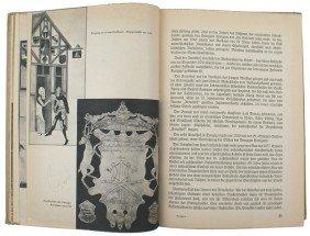 Adolf Hitler Library Book DANZIG