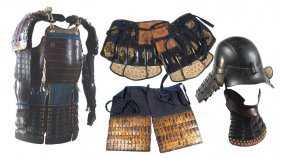 Japanese Edo Period Armor