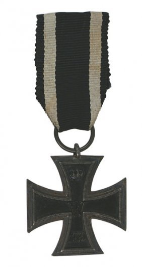 German WWI Prinzen 1870 Iron Cross