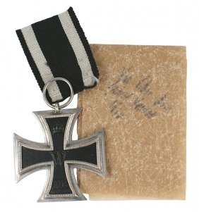 German WWI 1914 2nd Class Iron Cross