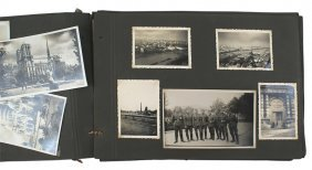 German Wwii Photo Album