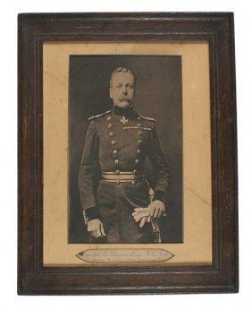 Print Of Wwi British General Sir Douglas Haig