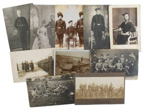 Lot Of 97 Imperial Russian Wwi Photos