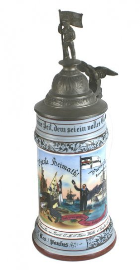 Imperial German Navy Reservist Stein