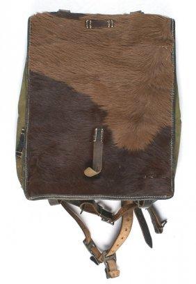 German Wwii Army Backpack