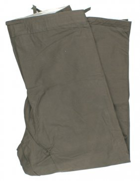 German Army Wwii Gas Protection Trousers