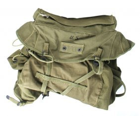 U.s. Jungle Pack Usmc Wwii