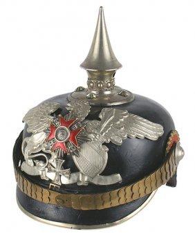 Imperial German Infantry 1st Baden Leib Helmet