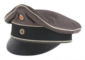 Imperial German Hussar Peaked Cap