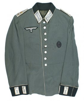 German Wwii Army Reserve Tunic