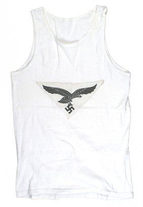 German Wwii Luftwaffe Sport Shirt