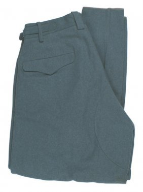 German Wwii Wwii Police Breeches