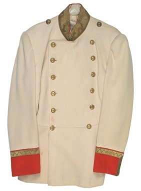 Imperial Austrian General Tunic