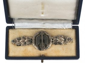 German Luftwaffe Day Fighter Clasp